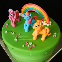 My Little Pony Birthday Cake My Little Pony birthday cake