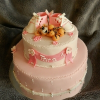 Birthday Cake For A One Year Old Child