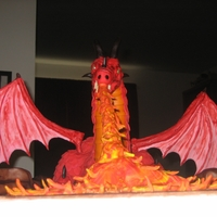 Fire Breathing Dragon