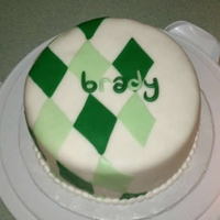 Baby Shower Boy Baby shower cake
