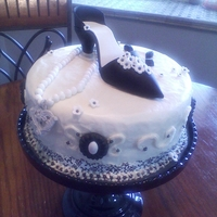 Jewelry Party Cake