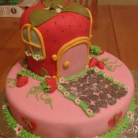 Strawberry Shortcakes House Strawberry Shortcakes house