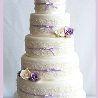 Lilac And Ivory Soft Romance