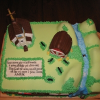 Farmcake For 100Thbirthday.