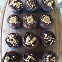 Decadent Father's Day Cupcakes