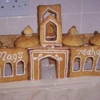 Gingerbread Oriental Palace
