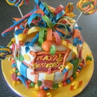 Sweet/ Candy Shop Cake
