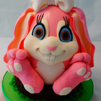 Two Cakes In One Bunny Girl I Saw This Cake Had Been Done By Sweet Disposition Cake And I Loved It Just Have To Try It Two cakes in one - Bunny Girl. I saw this cake had been done by Sweet Disposition Cake and I loved it - just have to try it.