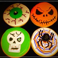 Halloween Sugar Cookies Ideas from pinterst.