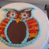 Erica's Birthday Owl