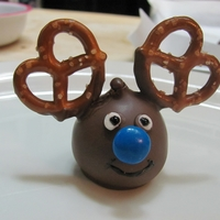 First Attempt At My Reindeer