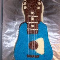 Guitar I made this for my great nephews 2nd birthday