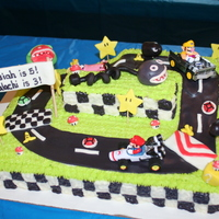 Mario Theme Birthday!