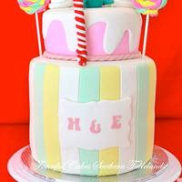 Lollipop Cake *