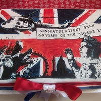 The Diamond Jubilee This is ALL hand painted by me! I lice on the beautiful Island of Anglesey, North Wales, which is also the home of Kate and William, The...