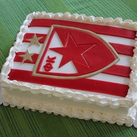 Fc Red Star Black Forest Cake