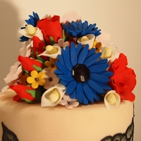 Fashion Cake- Featured In Volume 3 Issume 8
