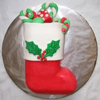 Christmas Stocking   christmas fruit cake