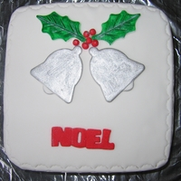 Christmas Bells Christmas fruit cake