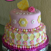 Beauty Princess Cake Beauty Princess cake