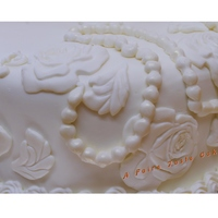White Rose Birthday Cake LEAD Technologies Inc. V1.01