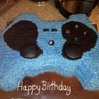 Ps3 Controller Cake