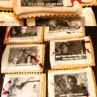 Army Of Darkness Sugar Cookies Secret Santa Gift.