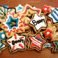 July 4Th Sugar Cookies