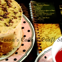Mocha Sponge Cake My tea time cake