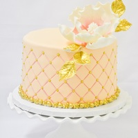 {Sweetie} Birthday Cake