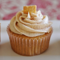 Cinnamon Toast Crunch Cupcakes These are SOOO yummy!