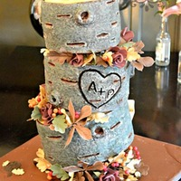 Woodland Weddingcake Fall Theme Armed with Kaysie's online tutorial, I had the privilege to make this weddingcake. I has been high on my wish list to make, so when...
