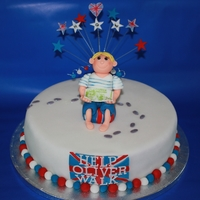 Charity Cake For The Help Oliver Walk Charity