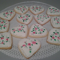 Hand Painted Cookies hand painted cookies