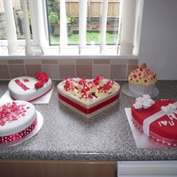 For Family And Friends My sons and friends cakes