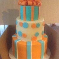 Non Traditional Wedding Cake For A Small Intimate Wedding Non-traditional wedding cake for a small intimate wedding.