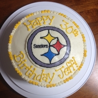 Steelers Birthday 30th Steelers Birthday, FBCT logo