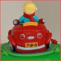 Kleine Rode Auto / Little Red Car