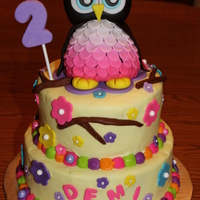 All Fondant Owl Buttercream Frosting With Fondant Accents All fondant owl. Buttercream frosting with fondant accents.