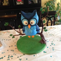 Owl Themed Babyshower