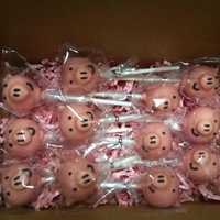 Piggies Cake Pops