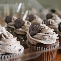 Death By Oreo Cupcakes   Got this from Pinterest...