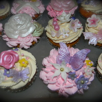 Victorian Cupcakes Victorian cupcakes
