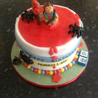 Selection Of Cakes Horrid henry