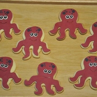 Octopus Cookies Anyone?