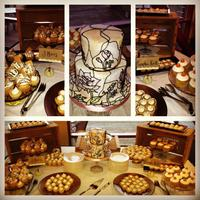 Fall Wedding Dessert Table *