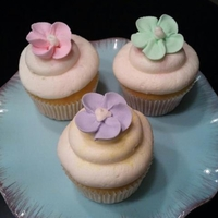 Pretty Simple Cupcakes