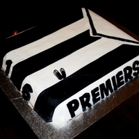 Collingwood Birthday Cake Collingwood Birthday cake. Made for a friends sons 16th birthday, an avid Collingwood fan ( aussie rules football team ). Had his name on...