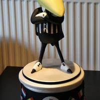 Newcastle United Magpie Given to NUFC