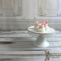 Two Tiered Wedding Cake Cookieseach Tier Consists Of Two Cookies Glued With Royal Icing And Covered By Embossed Fondant Two tiered wedding cake cookies!Each tier consists of two cookies glued with royal icing and covered by embossed fondant!